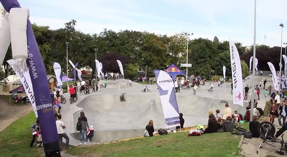 Jeden z największych w północnej Polsce skateparków otwarty