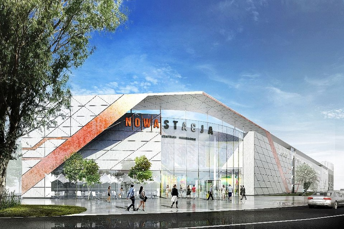 Nowa Stacja w Pruszkowie ze wsparciem