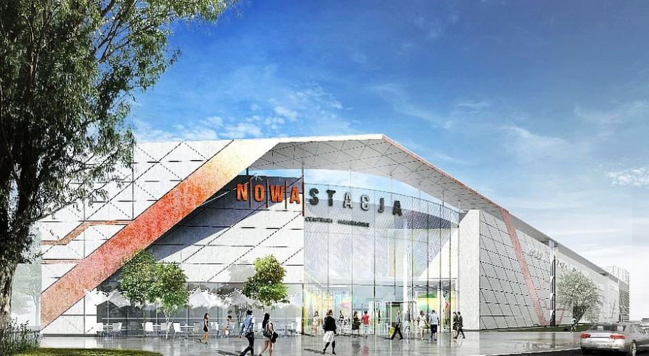 Nowa Stacja według projektu IMB Asymetria powstanie w Pruszkowie