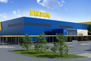 Najnowsze wieści z budowy sklepu IKEA w Bydgoszczy