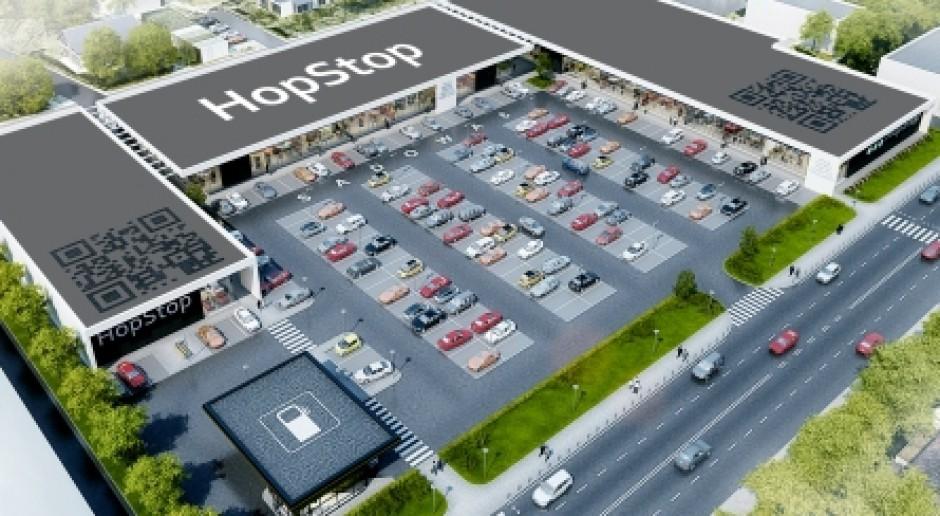 Postępy w realizacji HopStop Sadowa