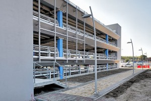 Galeria Pomorska ma już parking dla 900 samochodów