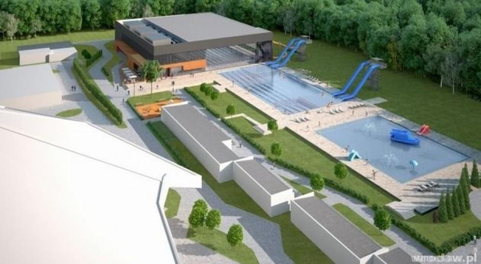 Siedem firm chce budować basen we Wrocławiu