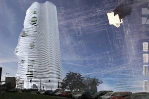 Futurystyczne projekty wysokościowców w Warszawie - który najlepszy?