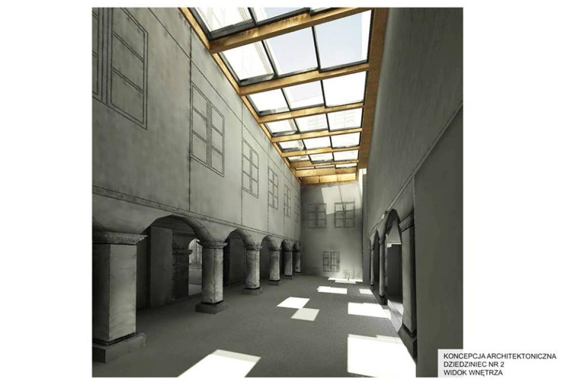 Dofinansowania dla warszawskich zabytków - Muzeum Warszawy na czele