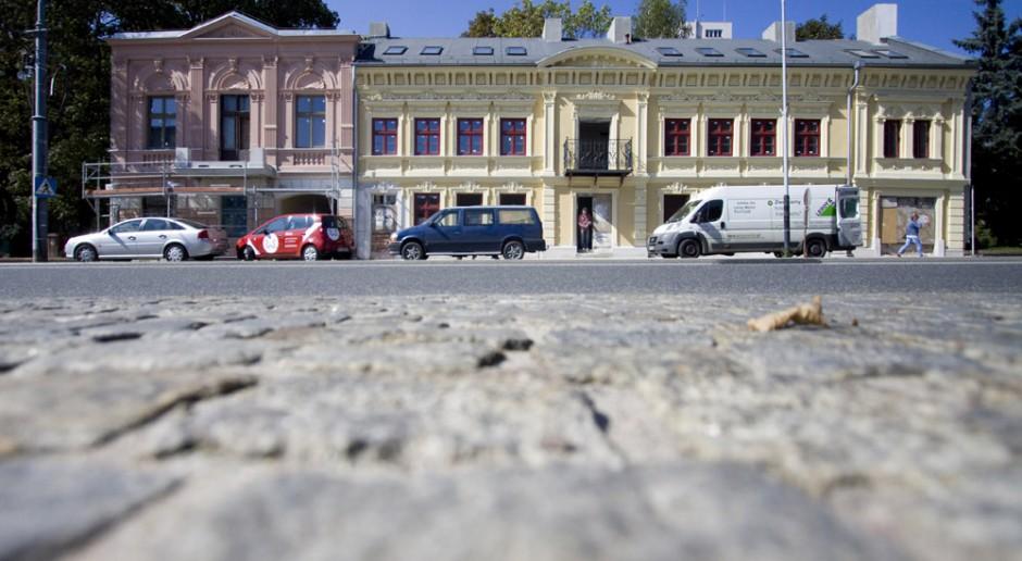 Najstarsza piętrowa kamienica w Łodzi wyremontowana