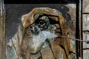 Pomnik kochanków w Łodzi do renowacji