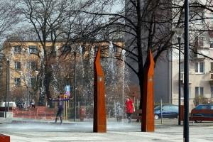 Skwer w Raciborzu odzyskał blask, dzięki pracowni Architec