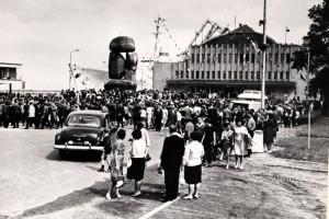 Zobacz ikonę gdyńskiego modernizmu na archiwalnych zdjęciach