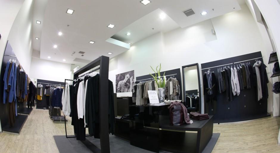 Elegancki salon Stefanel w Galerii Kazimierz