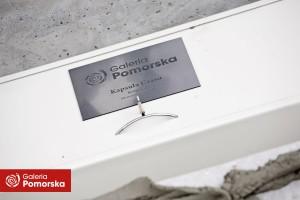 Wmurowanie kamienia węgielnego pod nową część Galerii Pomorskiej