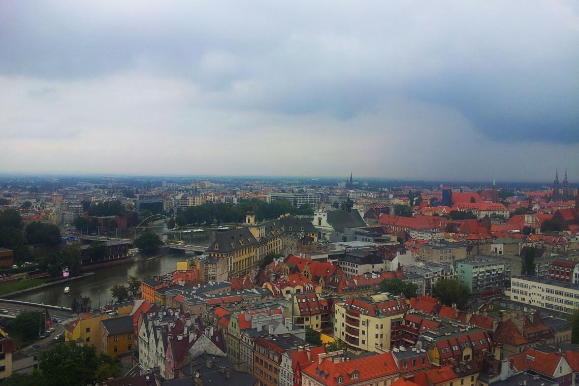 Wrocławskie projekty Budżetu Obywatelskiego