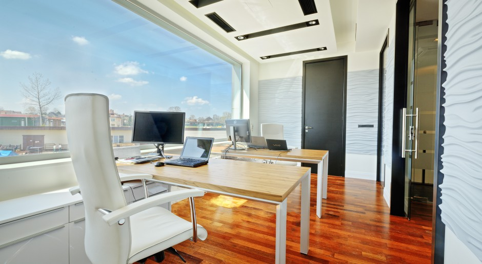 Studio Grycaj Design zaprojektowało biuro, w którym każdy chciałby pracować