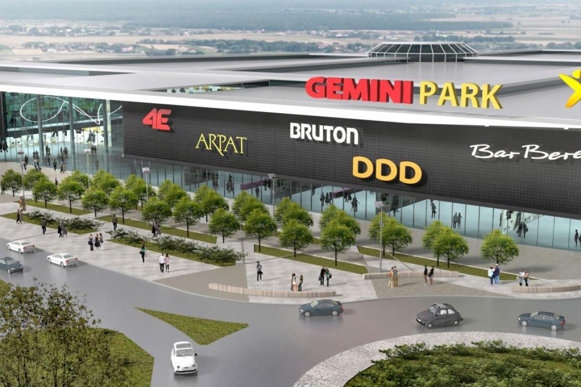 Gemini Park Tychy startuje z komercjalizacją
