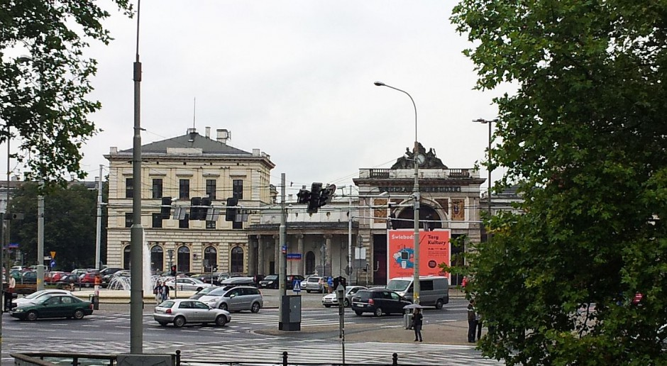Dworzec Wrocław Świebodzki przechodzi metamorfozę