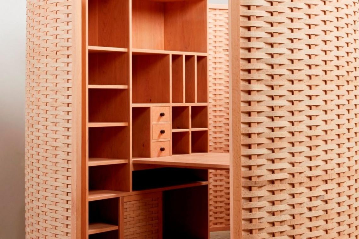 Legendarny projektant Terence Conran marzył o takim biurku