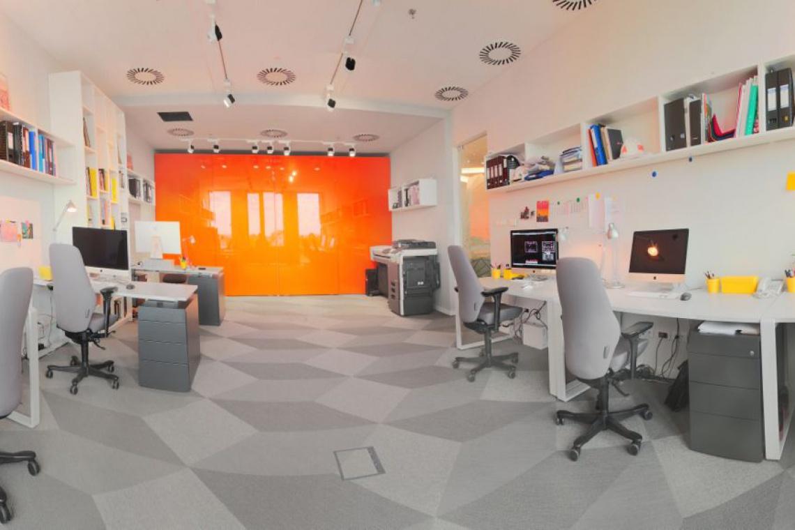 Domowa atmosfera i nowoczesne miejsce do pracy
