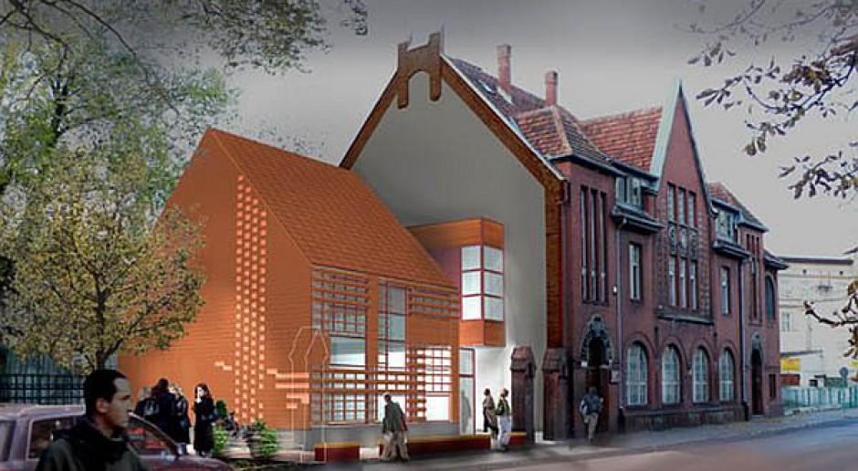 Bydgoszcz: Wojewódzki Ośrodek Kultury i Sztuki do rozbudowy