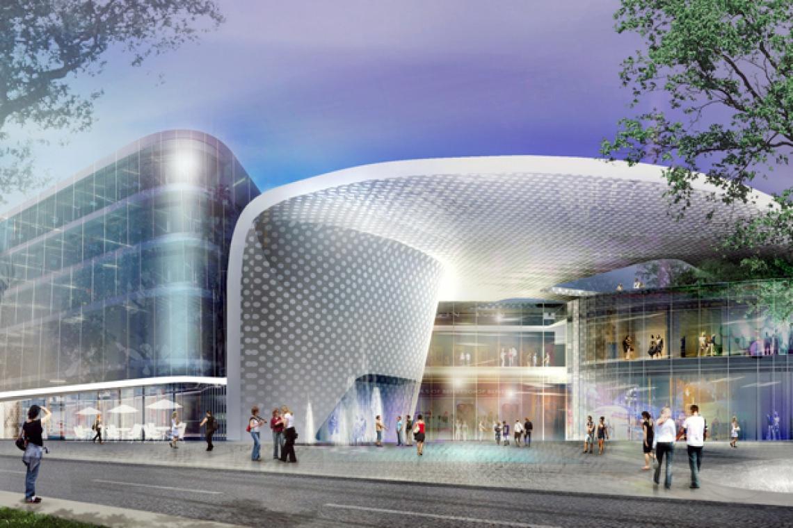 Nowe centrum handlowe Unibail-Rodamco ruszy pod koniec 2017 r.