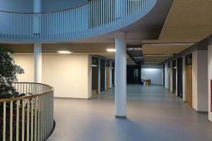 Ta szkoła to największy, publiczny budynek pasywny na Mazowszu