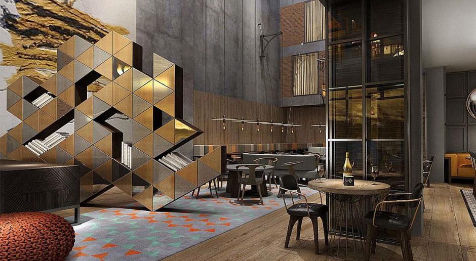 Puro Hotel Gdańsk uchyla rąbka tajemnicy - oto wnętrza hotelu