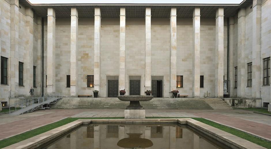 Minister Kultury chce rozbudowy Muzeum Narodowego