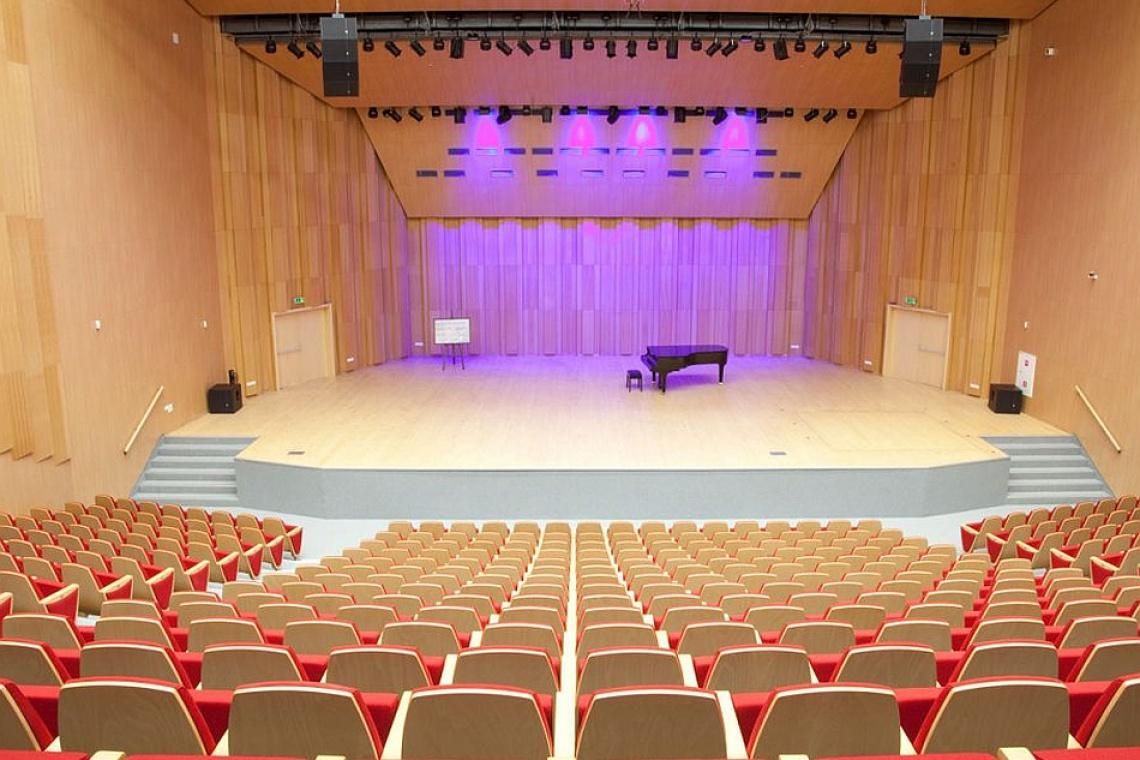 Sosnowiec ma piękną salę koncertową