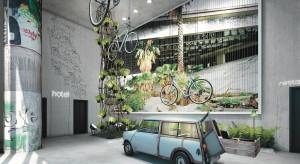 Niepowtarzalna mieszanka stylu w miejskiej dżungli