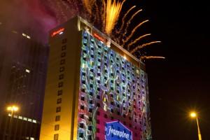 Hotel Hampton by Hilton Warsaw City Centre oficjalnie otworzył swoje podwoje