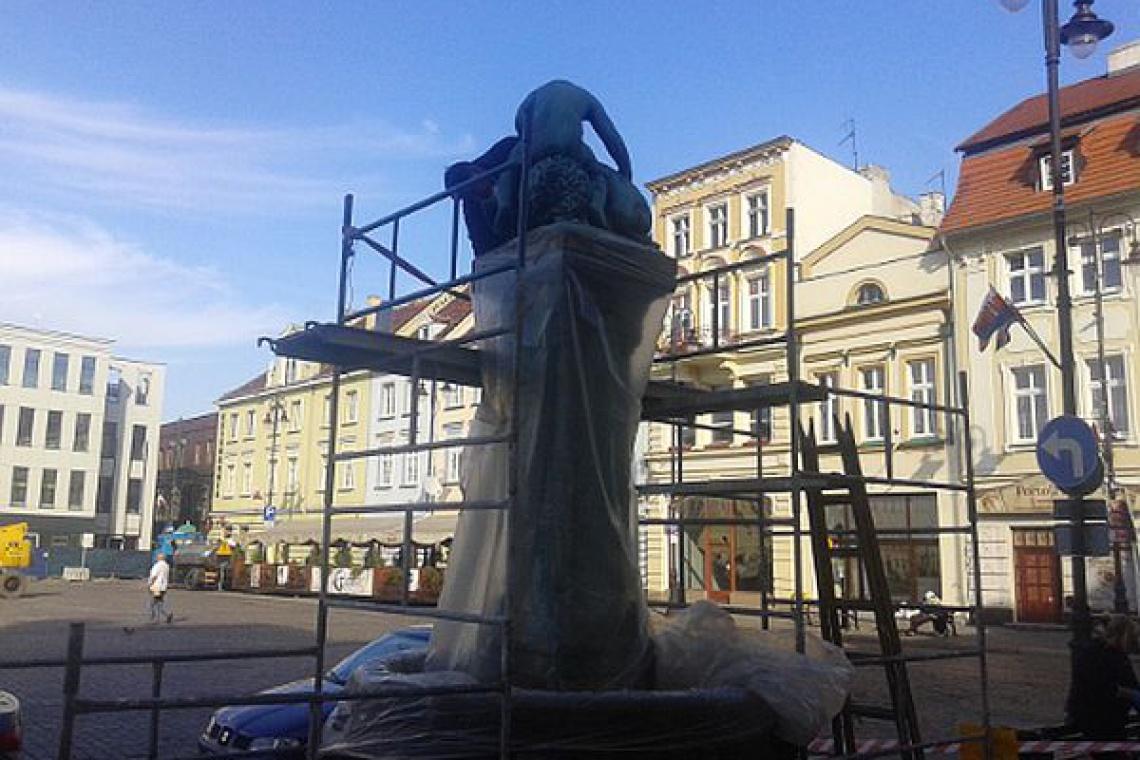 Bydgoszcz: wyjątkowo cenny zabytek do remontu