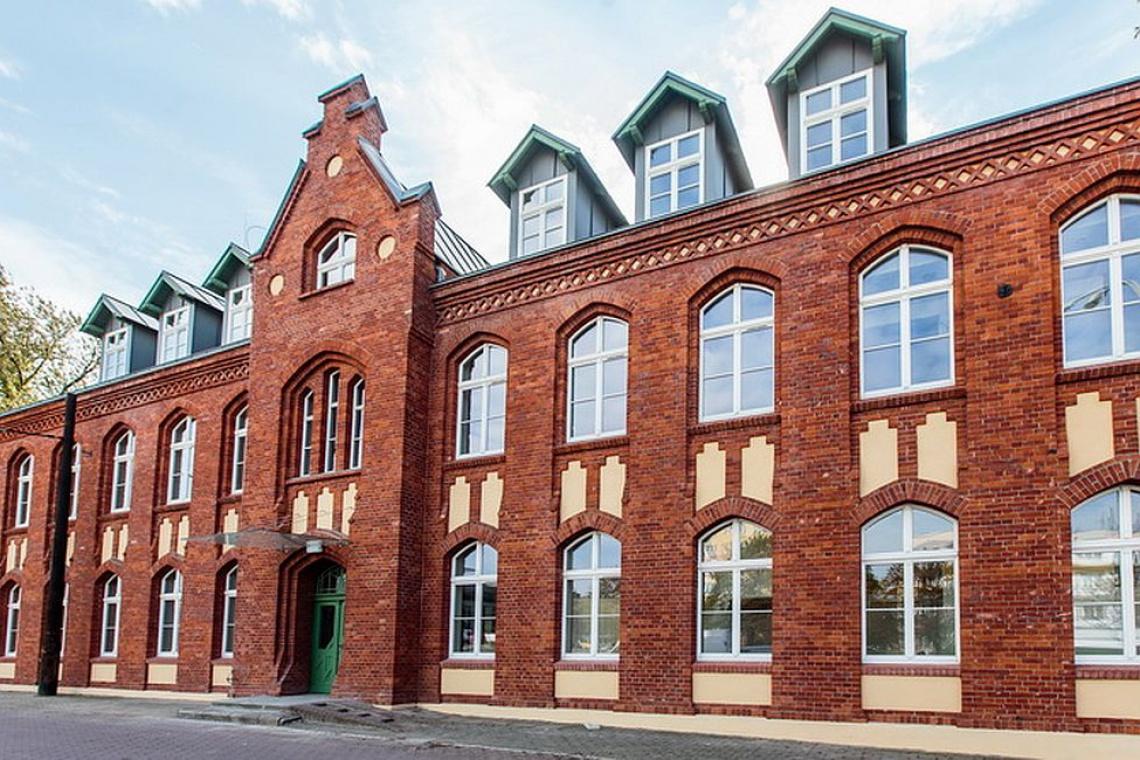 Zabytkowy szpital w Łodzi odrestaurowany przez studentów