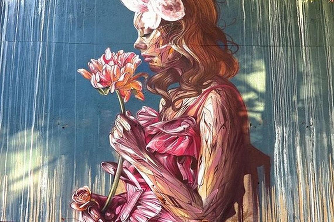 Piękny mural ze społecznym przekazem powstał w Gdyni