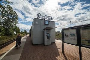 Rewitalizacja stacji SKM Gdynia. Zobacz designerskie neony