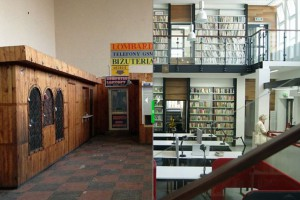 Stacja Kultury na dworcu w Rumi projektu Sikora Wnętrza - WIDEO