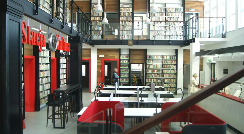 Najpiękniejsza biblioteka świata jest w... Polsce