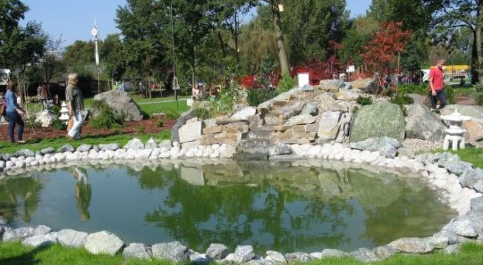 Nowy park nad rzeką Nacyną oficjalnie otwarty