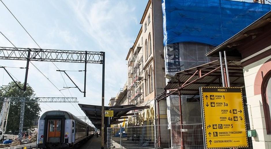 Bydgoszcz i Toruń stawiają na kolej - modernizacje dworców