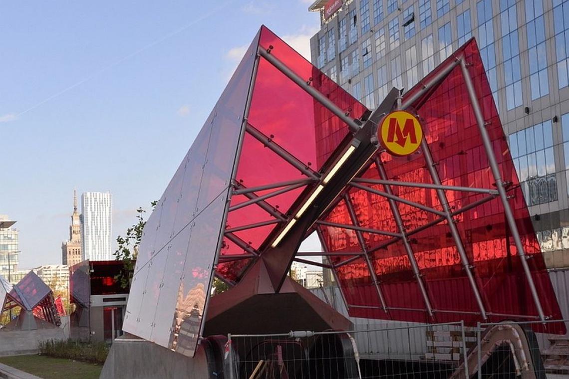Projekty sześciu kolejnych stacji II linii metra już są - kto je zbuduje?