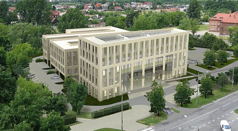 Dokończą zaprojektowany przez SA Gęsiak gmach sądu w Radomiu
