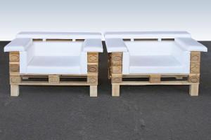 Drugie życie drewnianych palet - to już trend