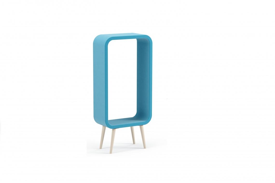 Trzy w jedynym: fotel, krzesło i siedzisko