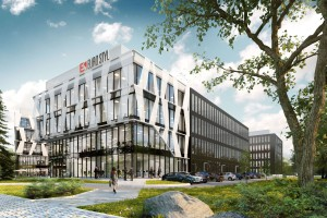 Tensor Office Park i C200 Office zgodnie z planem