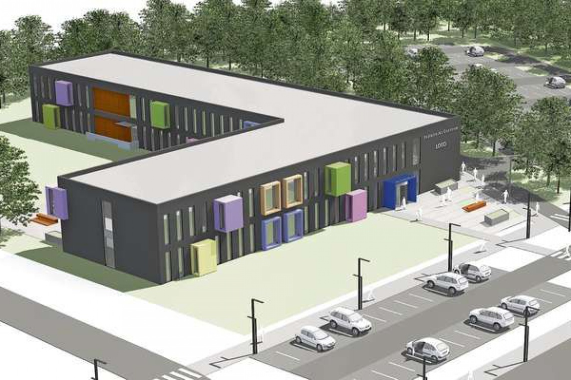 Nabiera tempa budowa Polikliniki Centrum projektu Inwestproj