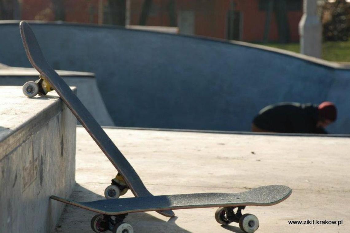 Młodzi chcą mieć skatepark w centrum miasta