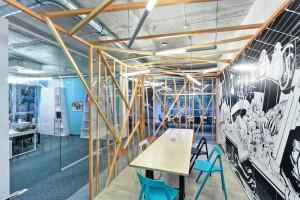 Dużo zdjęć nowej siedziby Ars Thanea i ATGames - to biuro na miarę Google'a