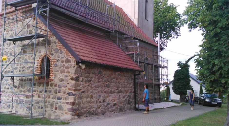 7,4 mln zł na remonty kujawsko-pomorskich zabytków