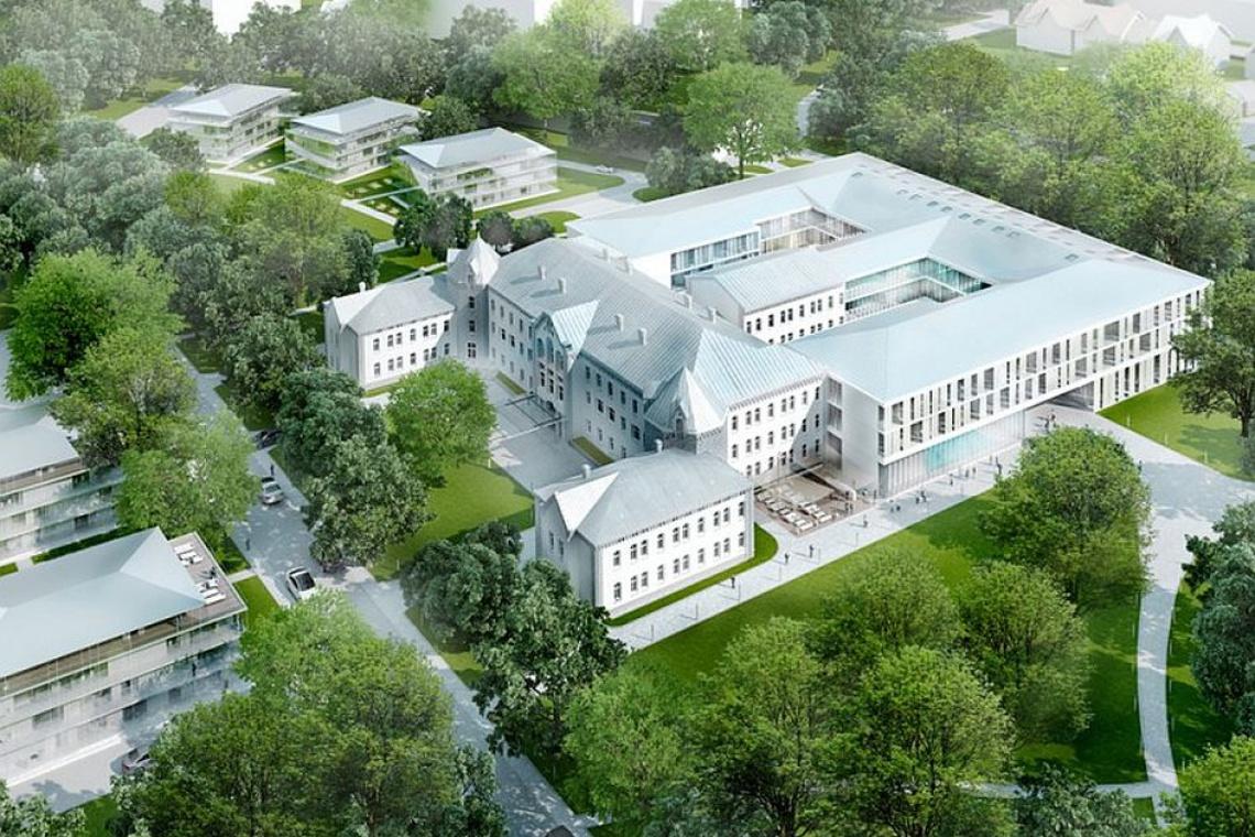 Rusza rozbudowa kompleksu projektu Atelier Tektura