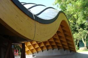 Zobacz jak powstawał amfiteatr w Bytomiu - dużo zdjęć