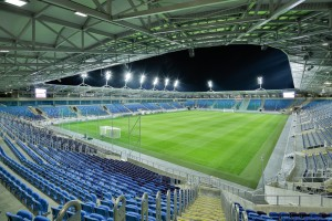 Rewolucja w projektowaniu stadionów