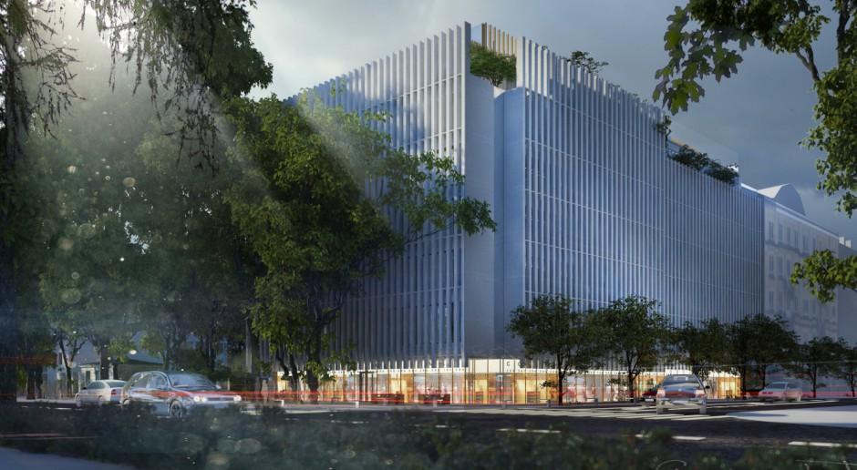 Szucha – premium offices zaprojektowali Stelmach i Partnerzy, a wybuduje Erbud